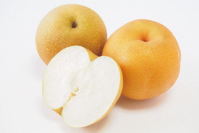 美味しい梨の選び方は?梨の種類は何がある?幸水と豊水の違いも調べてみた!