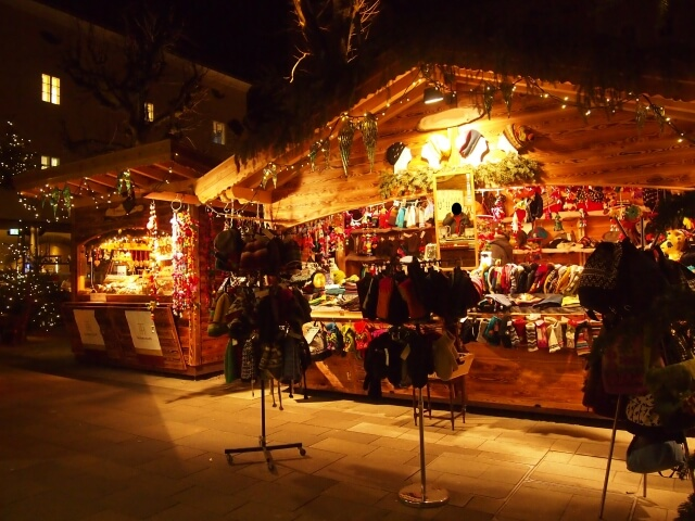 東京クリスマスマーケット2019!会場へのアクセスや混雑状況は?近くの駐車場も調査