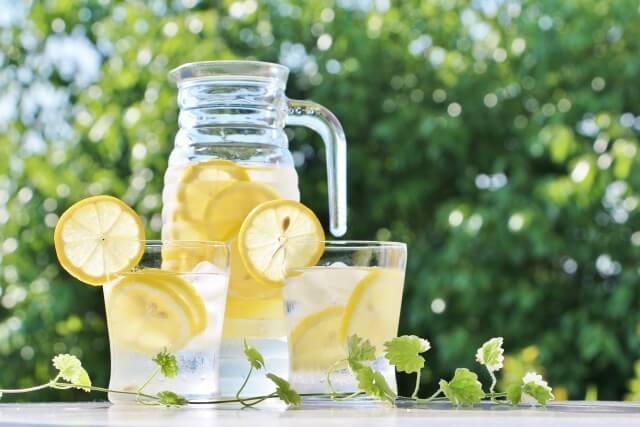 レモン水の作り方は?ポッカレモンが使える?ダイエット効果もあるか調べてみた